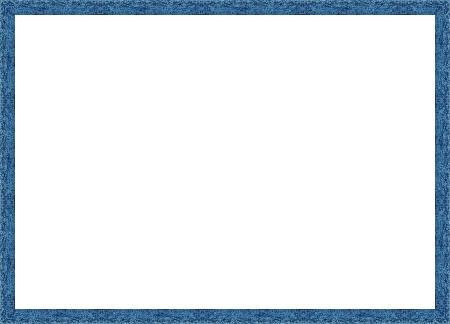 Cadre photo 100 0 x 70 0 cm bleu clair - Cadre photo 70 100 ...